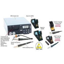 Weller WR3M 3 in 1 High End electronic PCB Soldering, De-solderign, Hot air Gun rework station