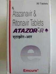 Atazor -R  Atazanavir & Ritonavir Tablet