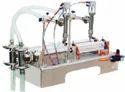 Table Type Double Head Liquid Filling Machine