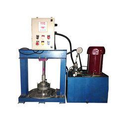 C Type Hydraulic Paper Plate Machine