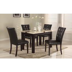 Wooden Standard Height Dining Table, for Home