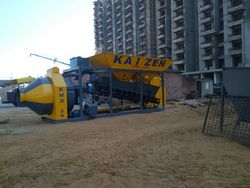 Fully Automatic Concrete Mixing Plant