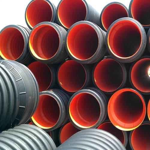 Dwc Hdpe Pipe Telecorr Dwc Hdpe Pipes Manufacturer From