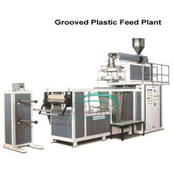 Grooved Plastic Feed Plant