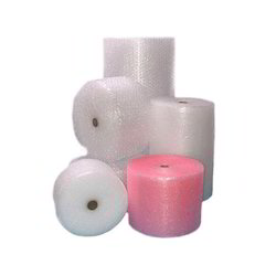 White Air Bubble Roll, Packaging Type: Roll