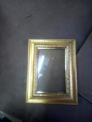 Small Size Gold Frame