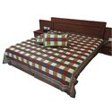 Printed Double Bed Sheet Set 343