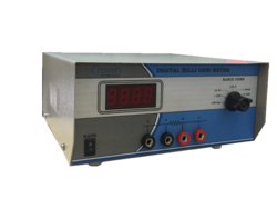 Digital Milli Ohm Meter-52C