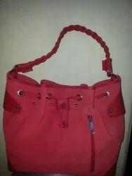 Shoulder Handbag Soft Leather Ladies Bag Tote Handbag, Pure Leather: Yes
