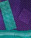 Unstitched Micro Fancy Bandhej