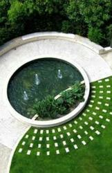 Landscaping Garden Waterfall & Waterbody
