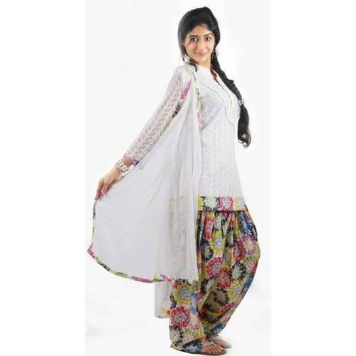 24d8fd5572 Ladies Patiala Salwaars with Dupattas - Ramas Fashion, New Delhi ...