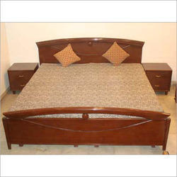 Wooden Box Bed, Wooden Bed   Genesis Wood Works, Hyderabad | ID: 13959592673