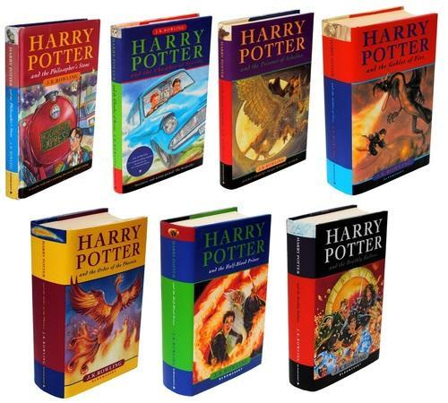 Harry Potter Series Book