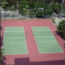 Volley Ball Court Flooring Services