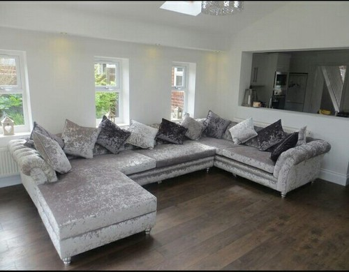 Beautiful L Shape Sofa