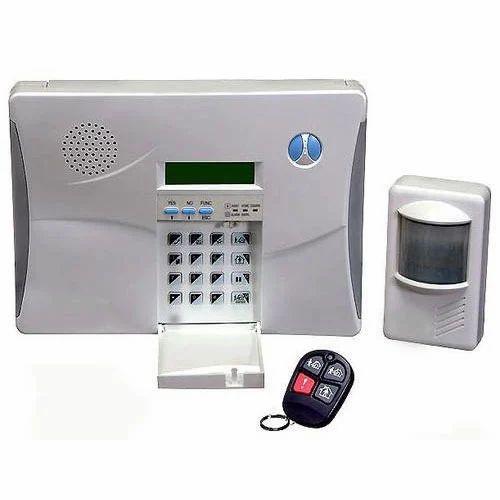 Apartment Security Alarm System