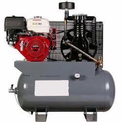 10 HP Oil Lubricated Piston Compressor