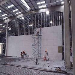 Drywall Partitions In Pune ड्रायवॉल पार्टीशन पुणे