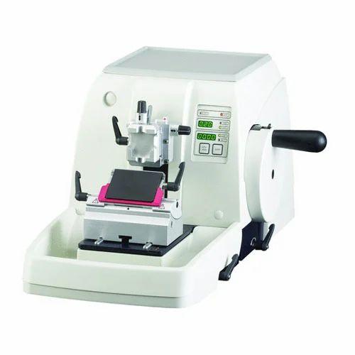 Fully Automatic Rotary Microtome, रोटरी माइक्रोटोम in Kamla Nagar, New  Delhi , J. S. Enterprises | ID: 9171055512