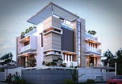 Beautiful Exterior Design 3D