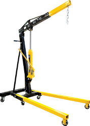 Hydraulic Engine Lift Crane