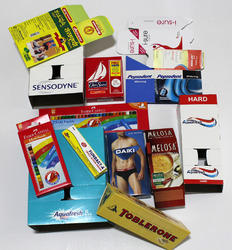 Multi Color Packaging Boxes