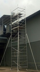 10 Feet Aluminium Scaffold Towers