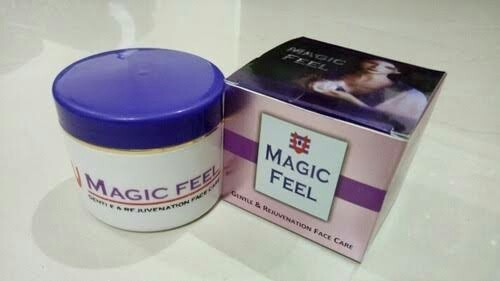 Magic Feel Face Pack, for Personal, Box