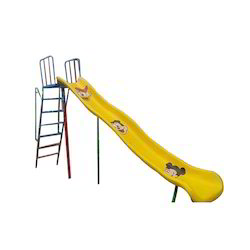 Kids FRP Wave Slide
