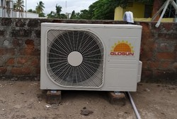 Split AC Solar Hybrid Air Conditioner, Model Name/Number: Geplshac0t1, Coil Material: Copper