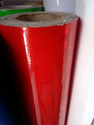 Red Radium Sticker