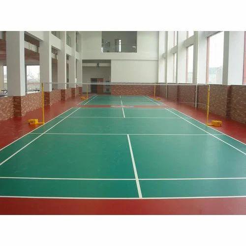 Sports Flooring And Hospital Flooring Wholesaler Hari