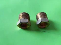 Brass Bush Nozzle Adapter