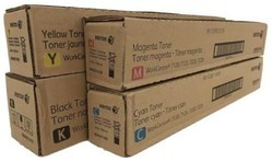 Xerox 7120, 7125, 7130 and 7135 Laser Color Toner Cartridge