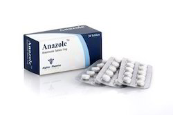 Anazole Tablets Anastrazole Alpha Pharma Products
