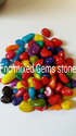 Marbo Multicolor Aquarium Pebbles, Packaging Type: Depends On Quantity, Size: Small