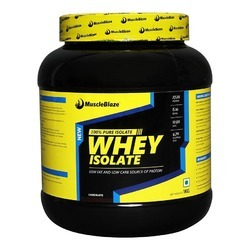 Whey Isolate Muscleblaze 1Kg