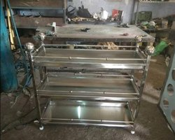 Steel Trolley Stand