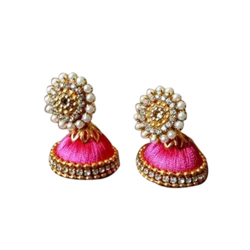 Fancy Lights Shops In Hyderabad: Fancy Earrings Latest Fancy Designer Gold Earrings Fashion