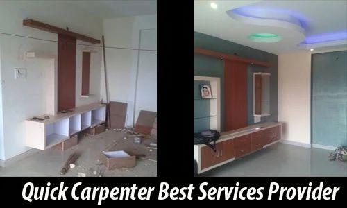 Carpenter Work In Mumbai Dahisar By Vishwakarma S D Enterprises