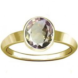 Ametrine Gold Ring