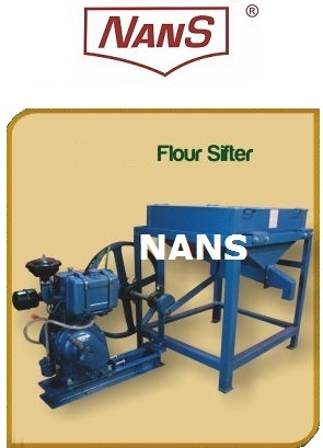 Garri Processing Plant - Flour Sifter Manufacturer from Chennai