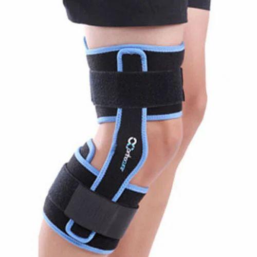11a3bf2c9f Orthopaedics Braces & Straps - Hinged Knee Brace Wholesaler from Gurgaon