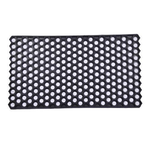 Vikas Rubbers Black Rubber Entrance Door Mats