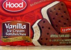 Vanilla Bar Ice Cream