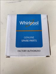 Whirlpool Spare Part