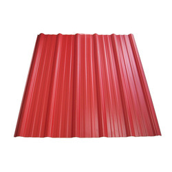 Industrial Trapezoidal Profile Sheets