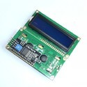 20X4 LCD With Blue Back Light
