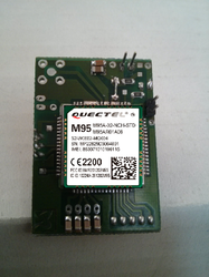 Quectel M95 GSM Modem with TTL Output